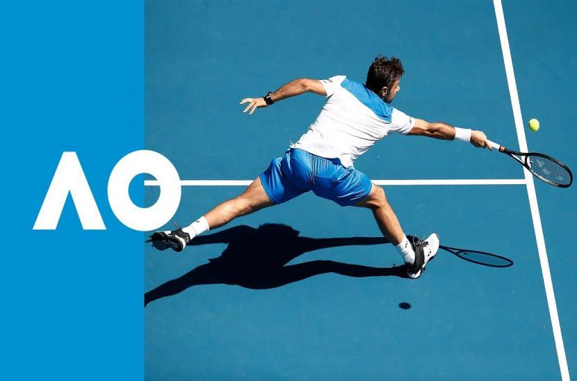 Stan Wawrinka 3-1 Damir Dzumhur (Vòng 1 Australia Open 2020)