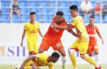 Đà Nẵng 2-0 Nam Định (Vòng 17 V-League 2019)