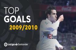 Bàn thắng đẹp mùa giải La Liga 2009/10