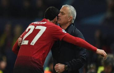 Mourinho tính đưa Fellaini về lại Ngoại hạng Anh