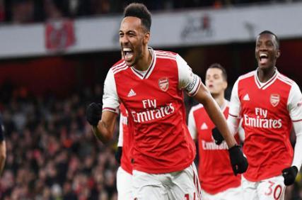 Aubameyang tìm lại chính mình ở Arsenal