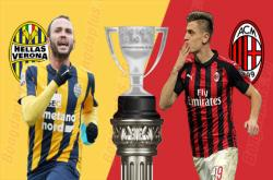 Verona vs AC Milan, 01h45 ngày 16/9: Góp nhặt chiến thắng