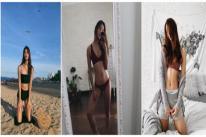 Bạn gái chân dài như siêu mẫu của Lý Hoàng Nam