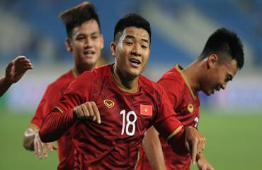 Đức Chinh, Tiến Dũng có tên ở đội U22 Việt Nam
