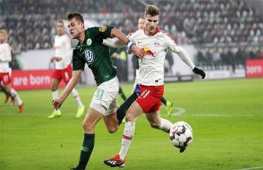 Wolfsburg vs RB Leipzig, 00h30 ngày 31/10: Tìm lại niềm vui