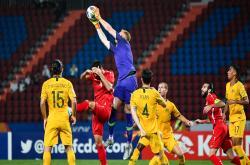 U23 Australia 1-0 U23 Syria (Tứ kết U23 châu Á 2020)