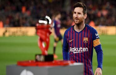 Choáng váng với số lần Messi được bầu xuất sắc nhất trận 9 năm qua