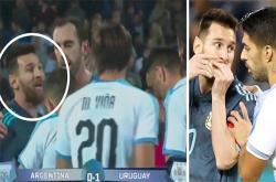 Từ vụ Messi và Cavani đánh nhau: Những vụ xô xát nổi tiếng trong đường hầm