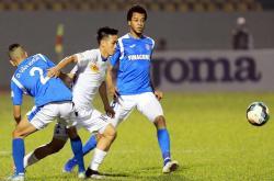 Quảng Ninh 3-1 Hà Nội FC (Vòng 2 V-League 2020)
