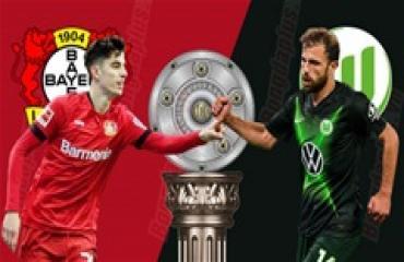 Leverkusen vs Wolfsburg, 01h30 ngày 27/05: Thuốc độc cho 'Bầy sói'