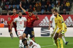 Tây Ban Nha 7-0 Malta (Vòng loại EURO 2020)