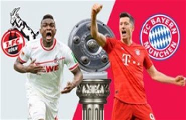Cologne vs Bayern, 21h30 ngày 16/2: Tìm lại mạch thắng