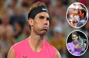 Nadal: 4000 điểm và 2 Grand Slam trong 5 tuần