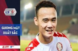 Gương mặt nổi bật  V.League 2020: Nguyễn Xuân Nam