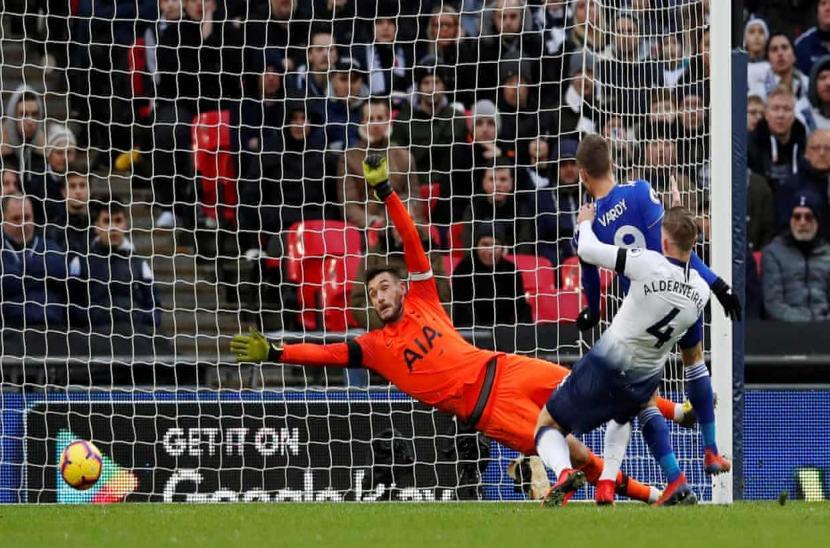 Tottenham 3-1 Leicester City (vòng 26  Ngoại hạng Anh 2018/19)