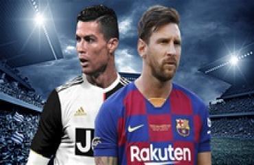 Ronaldo và Messi không lọt top 5 tiền đạo sắc bén nhất từ năm 2012