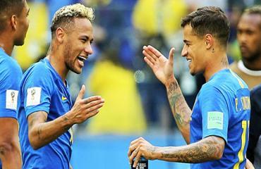 Neymar nài nỉ PSG chiêu mộ Coutinho