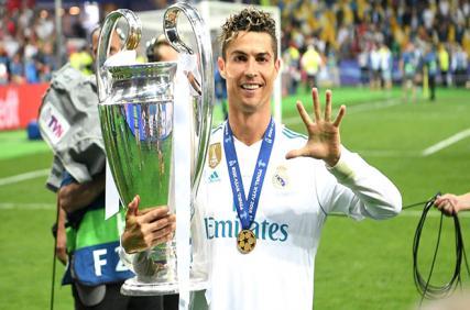 Ronaldo: Người Madrid và sự phản bội ở Kiev