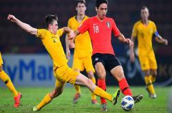 U23 Hàn Quốc 2-0 U23 Australia (Bán kết U23 châu Á 2020)