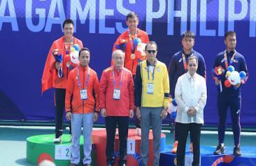 Lý Hoàng Nam làm nên lịch sử cho quần vợt Việt Nam: Phần thưởng cho người dũng cảm