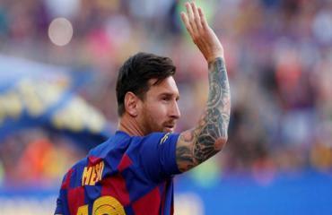 Phá lưới Dortmund, Messi sẽ cân bằng kỷ lục của Raul