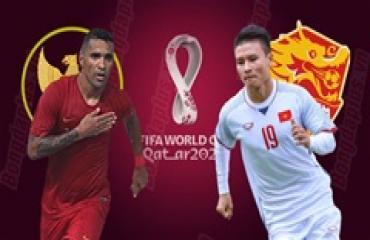 Indonesia vs Việt Nam, 18h30 ngày 15/10: Vào hang bắt 'cọp'