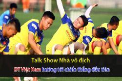 ĐT Việt Nam hướng tới chiến thắng trước Malaysia (Nhà vô địch 09-10)