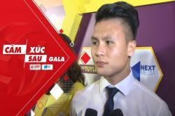 Quang Hải chia sẻ về danh hiệu cầu thủ xuất sắc nhất V.League