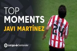 Ký ức La Liga: Javi Martinez