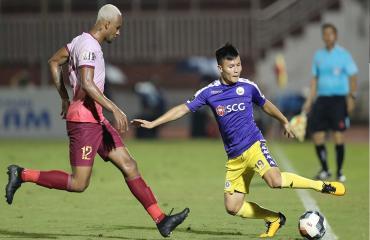 Sài Gòn FC 1-4 Hà Nội FC (Vòng 17 V-League 2019)