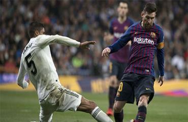 Trung vệ Real thừa nhận cần vài người mới bắt được Messi