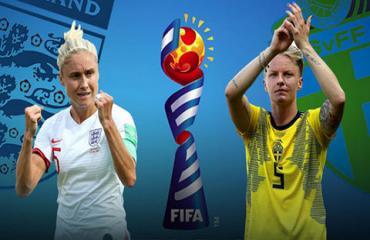 ĐT nữ Anh vs ĐT nữ Thụy Điển, 22h00 ngày 6/7: Giải an ủi cho các cô gái Anh