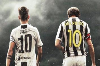 Dybala sẽ trở thành 'Del Piero mới' của Juventus