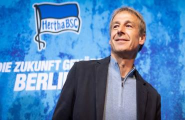 HLV Juergen Klinsmann: 'Tôi không sợ thất bại ở Hertha Berlin'