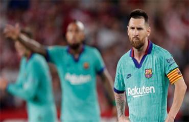 Luis Suarez: 'Đội hình Barca hiện tại đừng mong giành danh hiệu'