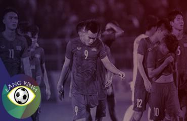 Lăng kính: U18 Việt Nam, bóng đá trẻ và nỗi lo bị so sánh