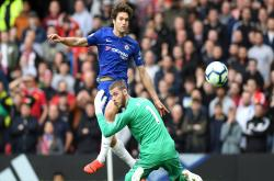Man Utd 1-1 Chelsea (Vòng 26 Ngoại hạng Anh 2018/19)