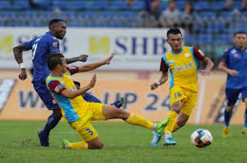 Quảng Nam 4-2 Khánh Hòa (Vòng 22 V-League 2019)