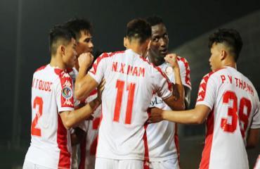 Lượt đi vòng bảng AFC Cup: Quyền tự quyết trong tay
