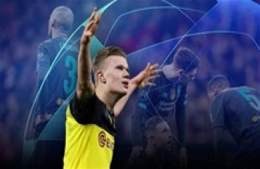 'Đỉnh cao & vực sâu' ở Champions League tuần qua