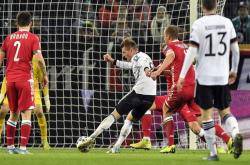 Đức 4-0 Belarus (Vòng loại EURO 2020)