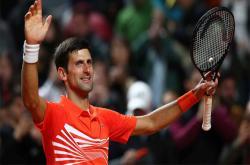 Djokovic tái ngộ Del Potro tại tứ kết Rome Masters