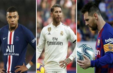 Messi, Mbappe & chuyện gia hạn hợp đồng thời Covid-19