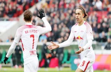 RB Leipzig vs Frankfurt, 20h30 ngày 25/8: Tiếp đà thăng hoa