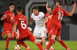 Macedonia 0-1 Ba Lan (Vòng loại Euro 2020)