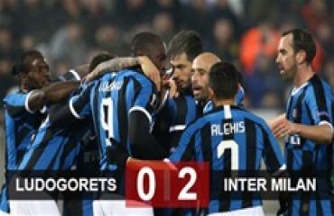 Inter thắng dễ ngày Eriksen 'mở tài khoản', Ajax 'đứt bóng' ở Getafe