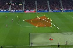 Mổ băng: Sức mạnh tấn công của Atletico Madrid