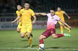 Sài Gòn FC 2-0 Thanh Hóa (Vòng 22 V-League 2019)