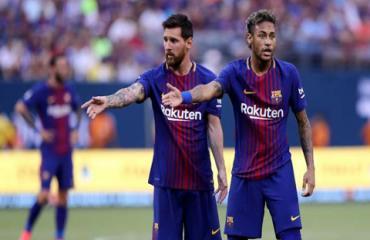 Lionel Messi: 'Có Neymar, Barca sẽ vươn lên tầm cao mới'