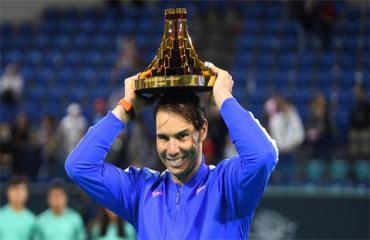 Nadal không quan tâm đến kỷ lục của Federer